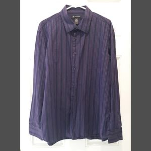 INC International Concepts Button Front Shirt